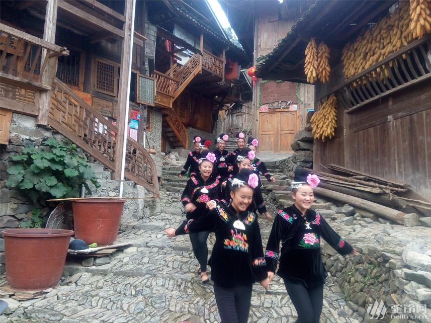 (2)2015年新体验贵州黔东南苗族侗族过新年-户外活动图-驼铃网