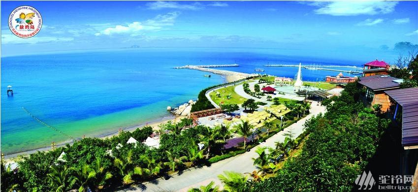 广东省有什么地方是近海滩的旅游景点呢?