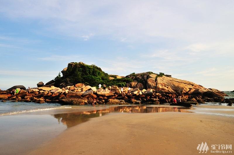 (4)【海岸穿越】周日 徒步穿越狮子岛 醉美海岸拾贝壳-户外活动图-驼铃网
