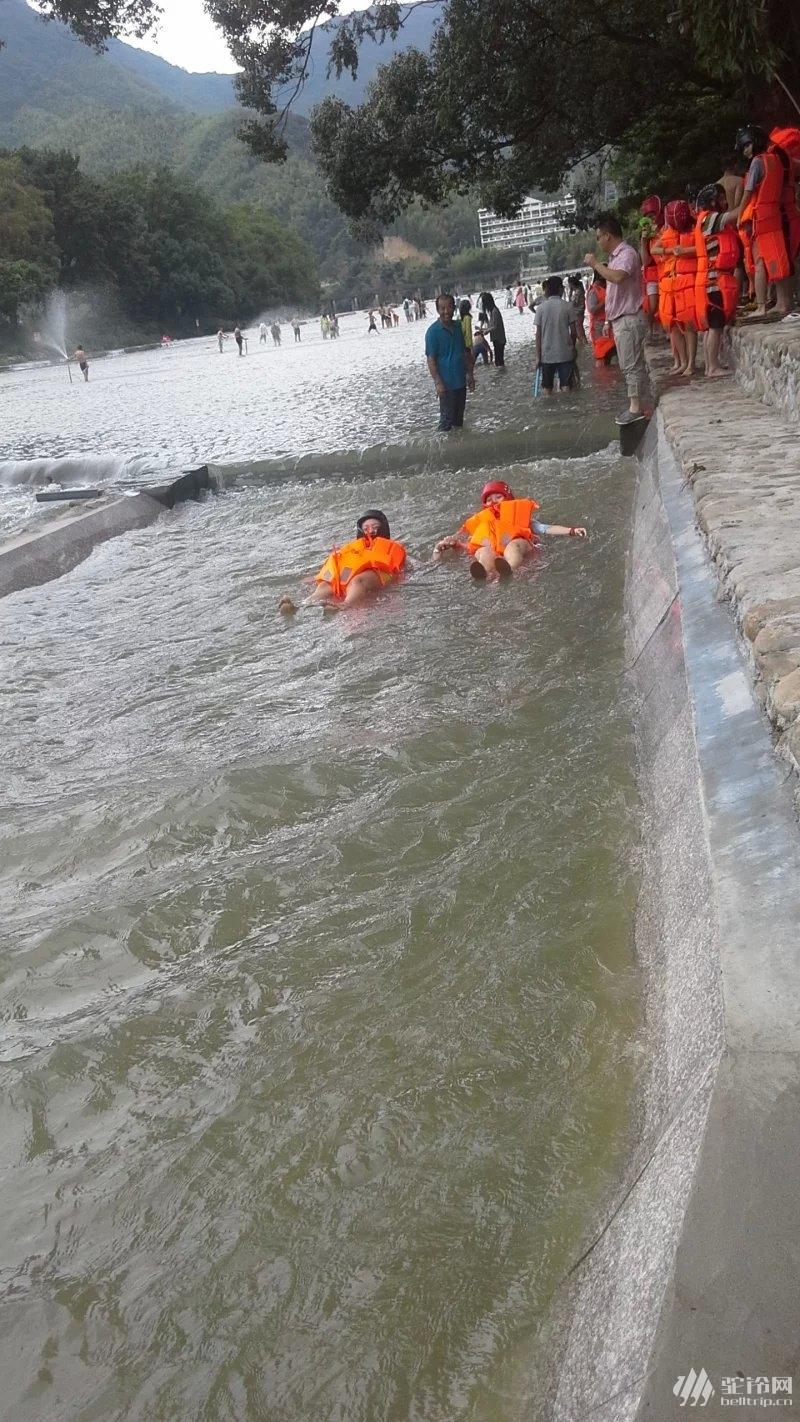 (27)10月2号德化岱仙瀑布、桃花岛亲水广场一日游-户外活动图-驼铃网
