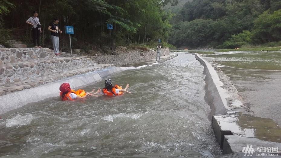 (26)10月2号德化岱仙瀑布、桃花岛亲水广场一日游-户外活动图-驼铃网