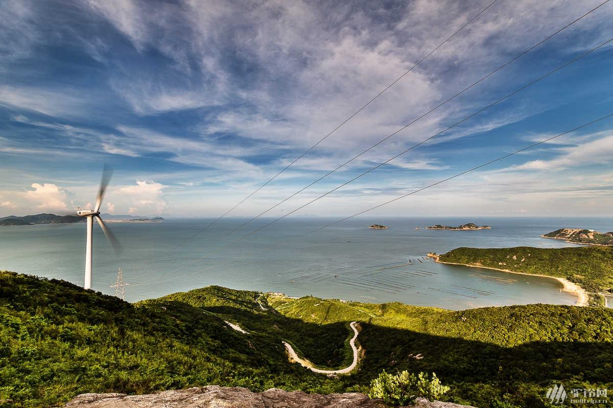 (1)5月21号穿越珠海高栏岛、看海看风车-户外活动图-驼铃网