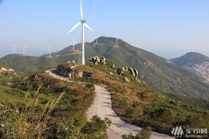 (3)5月21号穿越珠海高栏岛、看海看风车-户外活动图-驼铃网