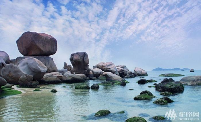 (1)11月6日惠东磨子石海岸线穿越徒步-户外活动图-驼铃网