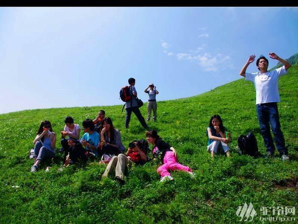 (11)【狼途户外】北京第一高峰-东灵山(2303米)→聚灵峡→百草甸→灵山珠峰一日登山摄影活动-户外活动图-驼铃网