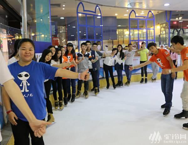 (3)【周四】冰河湾真冰溜冰 我们一起去学溜真冰 包教新手-户外活动图-驼铃网