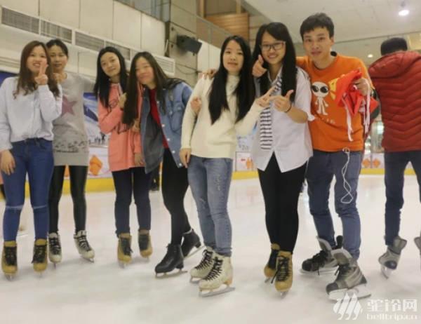 (2)【周四】冰河湾真冰溜冰 我们一起去学溜真冰 包教新手-户外活动图-驼铃网