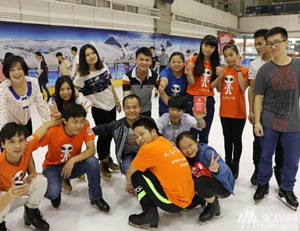 (4)【周四】冰河湾真冰溜冰 我们一起去学溜真冰 包教新手-户外活动图-驼铃网