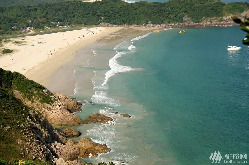 (4)广州出发香港醉美路线之麦理浩径精华段徒步 沙滩露营 游泳玩水 动车2天游-户外活动图-驼铃网