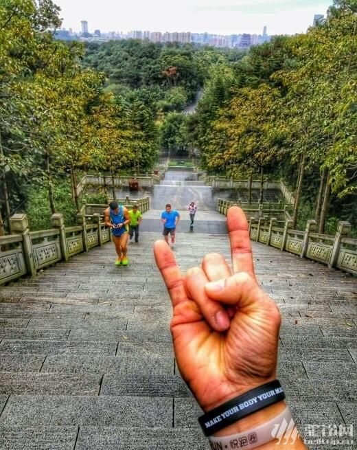 (14)#悦跑悦酷#17/7/23周日青秀山跑练玩·后山酷跑粗体验3-户外活动图-驼铃网