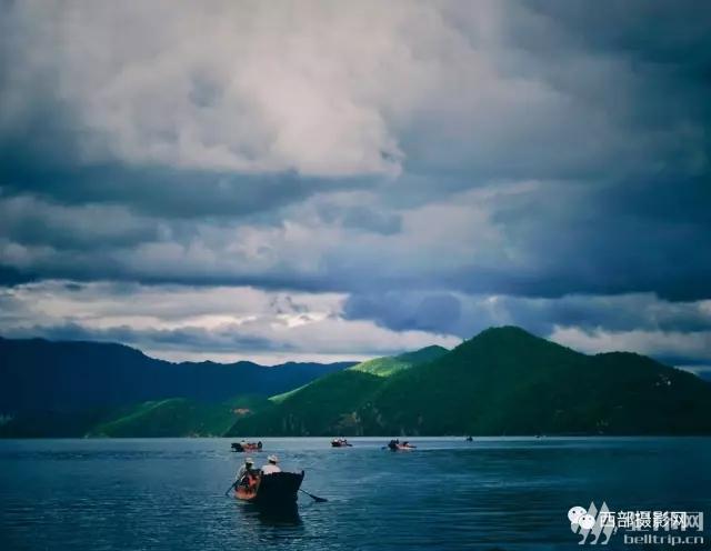 """(13)美美生活之泸沽湖""""在水一方""""四日休闲行摄自驾游活动。。。-户外活动图-驼铃网"""