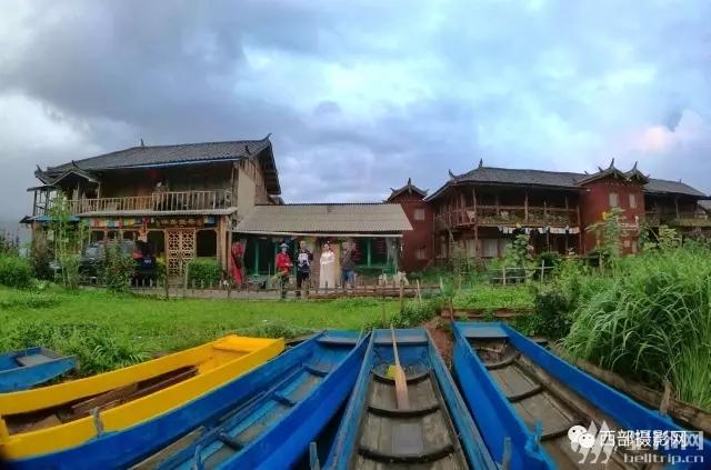 """(12)美美生活之泸沽湖""""在水一方""""四日休闲行摄自驾游活动。。。-户外活动图-驼铃网"""