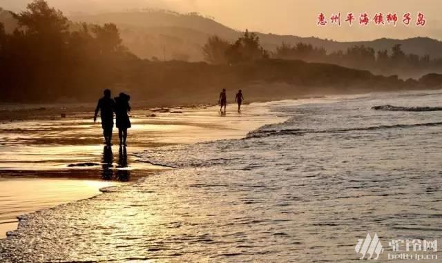 (3)【醉美之景】10.29(周日)徒步穿越惠东狮子岛海岸线,偶遇惠州天空之镜-户外活动图-驼铃网