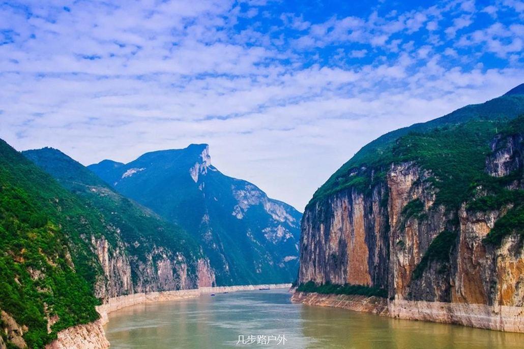 (2)【三峡徒步】穿越最美长江三峡,近距离体验巴楚风情,挑战湖北最经典徒步线路-户外活动图-驼铃网