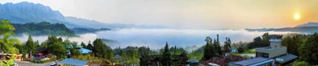 (5)雅安碧峰峡休闲一日游活动-户外活动图-驼铃网
