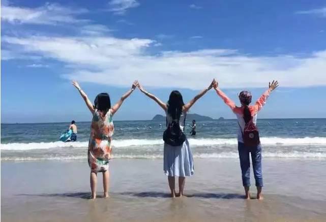 (6)【醉美之景】10.29(周日)徒步穿越惠东狮子岛海岸线,偶遇惠州天空之镜-户外活动图-驼铃网