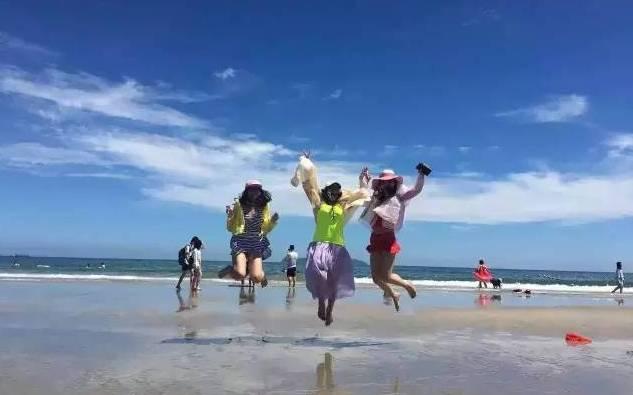 (5)【醉美之景】10.29(周日)徒步穿越惠东狮子岛海岸线,偶遇惠州天空之镜-户外活动图-驼铃网