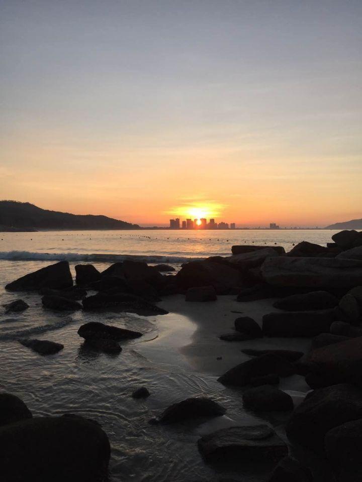 (9)【醉美之景】10.29(周日)徒步穿越惠东狮子岛海岸线,偶遇惠州天空之镜-户外活动图-驼铃网