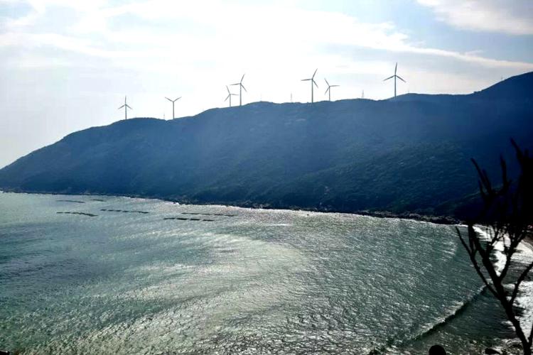 (6)广州出发珠海最美海岸线——高栏港穿越看风车 看海豚 看海 听海浪-户外活动图-驼铃网