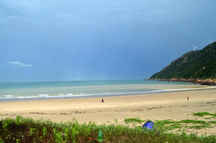 (12)广州出发珠海最美海岸线——高栏港穿越看风车 看海豚 看海 听海浪-户外活动图-驼铃网