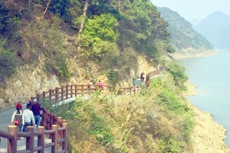 (1)4月日西江肇庆羚羊峡穿越徒步,领略华南第一峡之秀美-户外活动图-驼铃网