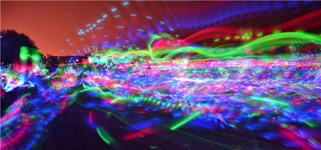 (2)追光之旅-荧光夜跑免费活动-户外活动图-驼铃网