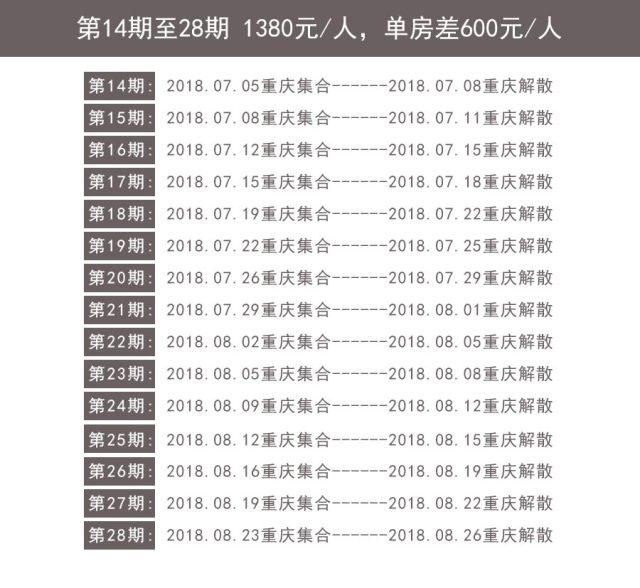 (37)CityWalk---重庆丨四天三晚,旅行新玩法-户外活动图-驼铃网