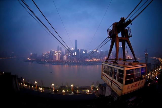 (4)CityWalk---重庆丨四天三晚,旅行新玩法-户外活动图-驼铃网