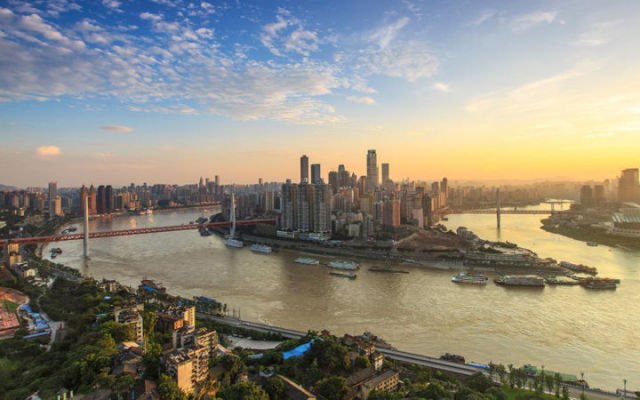 (1)CityWalk---重庆丨四天三晚,旅行新玩法-户外活动图-驼铃网