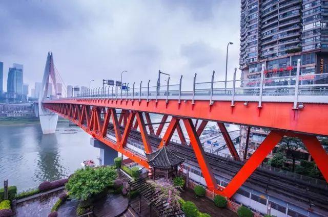(3)CityWalk---重庆丨四天三晚,旅行新玩法-户外活动图-驼铃网