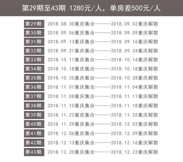 (38)CityWalk---重庆丨四天三晚,旅行新玩法-户外活动图-驼铃网