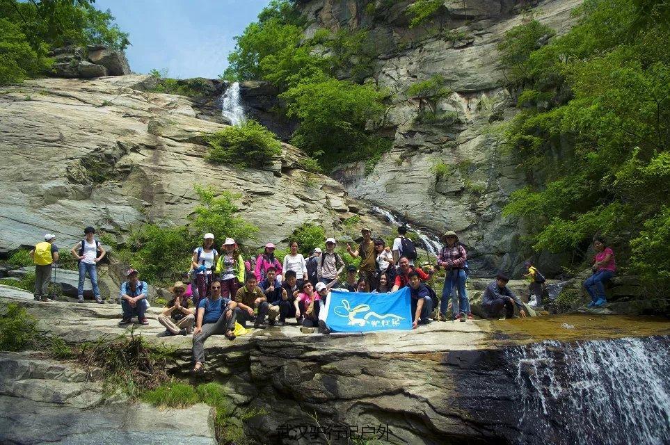 (2)6月24日-驴行记-大悟三天门观彩虹大瀑布探险纵山玩水之旅-户外活动图-驼铃网