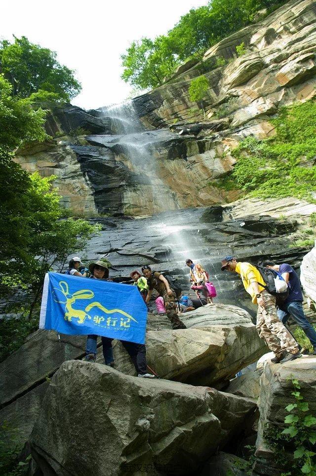 (3)6月24日-驴行记-大悟三天门观彩虹大瀑布探险纵山玩水之旅-户外活动图-驼铃网