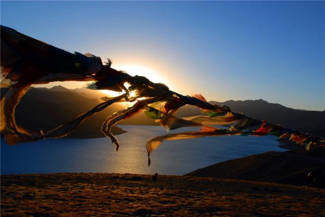 (18)【大美藏东南】2018遇见你的前世今生 | 拉姆拉措+大峡谷+羊湖+桑耶寺+思金拉措+扎基寺+ 雍布拉康+巴松措6天行-户外活动图-驼铃网