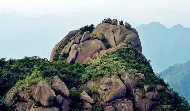 (3)【登山活动】10月7日,秋高气爽千米峰,登增城第一高峰牛牯嶂。-户外活动图-驼铃网