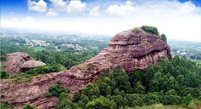 (19)【攀登体验】10月14日,挑战岭南第一攀,体验岩壁上的舞蹈---飞拉达-户外活动图-驼铃网