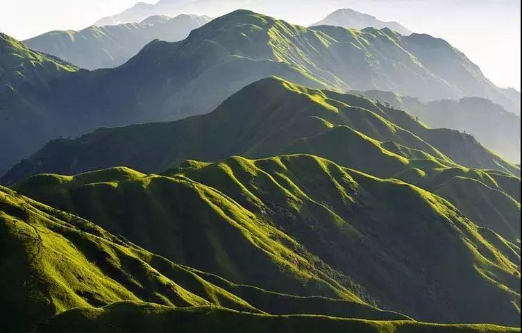 (1)【元旦】白色武功山,一个必走的轻装旅行-户外活动图-驼铃网