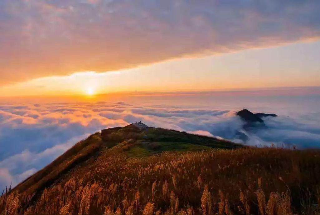(5)【元旦】白色武功山,一个必走的轻装旅行-户外活动图-驼铃网