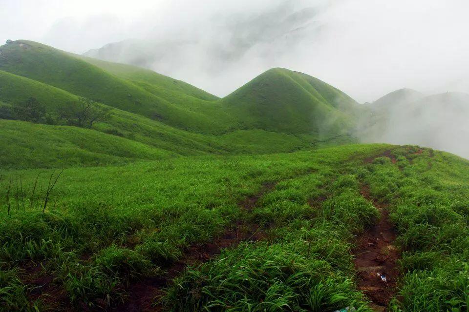(2)【元旦】白色武功山,一个必走的轻装旅行-户外活动图-驼铃网