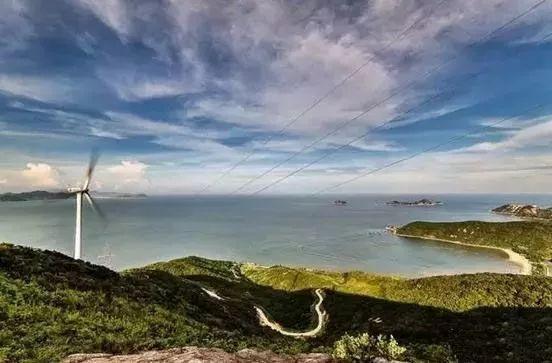 (7)【海岸线徒步】11月17日/18日  高栏港海岸线徒步穿越,穿越小三浪看大风车-户外活动图-驼铃网