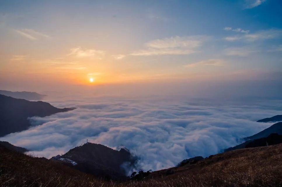 (8)【元旦】白色武功山,一个必走的轻装旅行-户外活动图-驼铃网