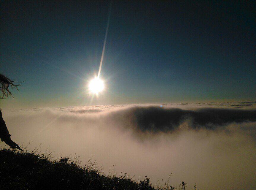 (8)【19-21齐云山】这个深秋,你或欠一次高山露营,让我们相聚日出日落-户外活动图-驼铃网