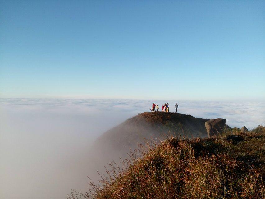 (11)【19-21齐云山】这个深秋,你或欠一次高山露营,让我们相聚日出日落-户外活动图-驼铃网