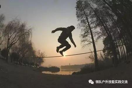 (3)公益免费活动——绳结,绳索应用,走扁带-户外活动图-驼铃网