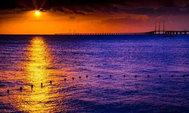 (8)11月3/4日两期船游世界最长的跨海大桥,圆明新园赏奇观-户外活动图-驼铃网