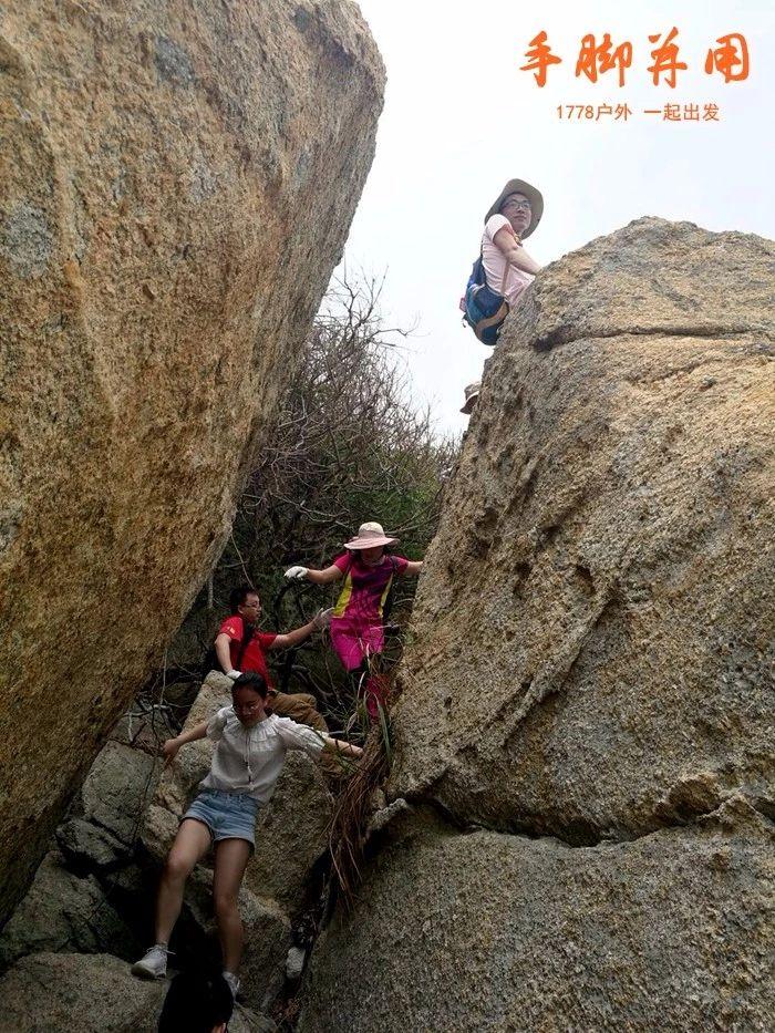 (5)【银沙滩】11月17日周日 穿越珠海银沙滩 攀爬奇石捡贝壳-户外活动图-驼铃网