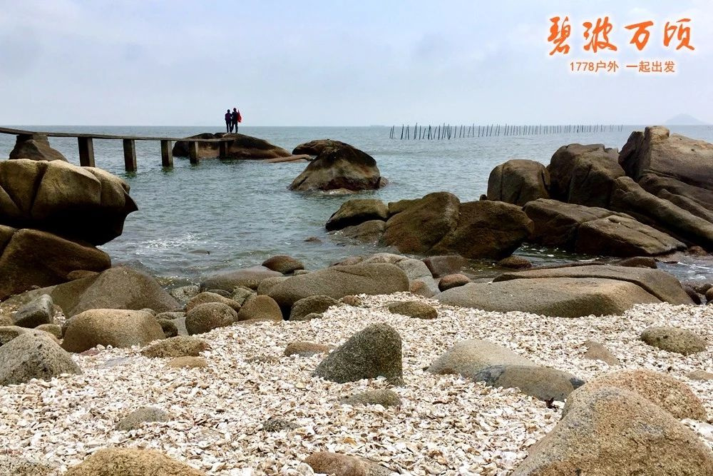 (8)【银沙滩】11月17日周日 穿越珠海银沙滩 攀爬奇石捡贝壳-户外活动图-驼铃网