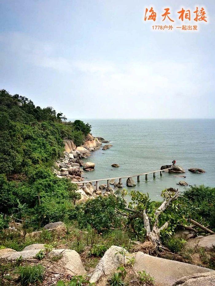 (2)【银沙滩】11月17日周日 穿越珠海银沙滩 攀爬奇石捡贝壳-户外活动图-驼铃网