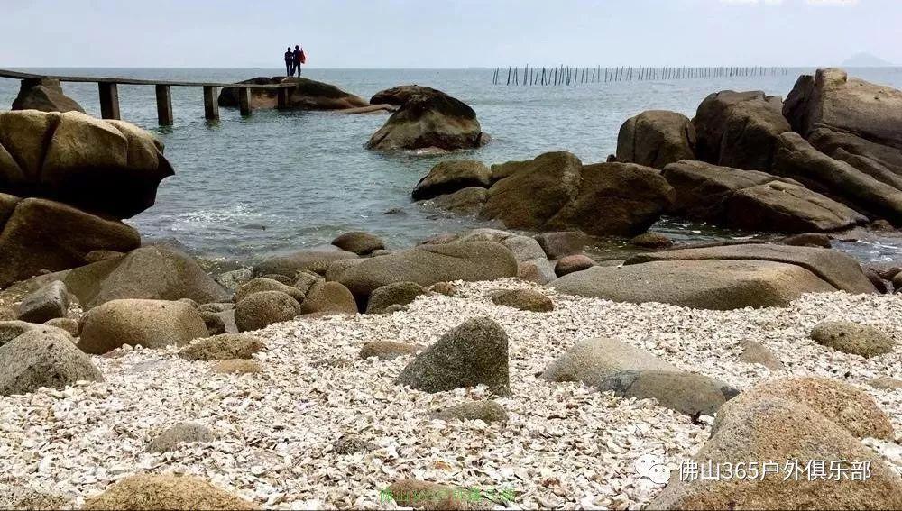 (8)珠海银沙滩,来看阳光,沙滩,还有击打礁石的海浪-户外活动图-驼铃网