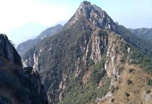 (1)11.25挑战穿越广东小龙斗峰--佛冈猪咸脑山-户外活动图-驼铃网